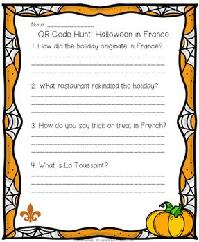 Halloween in France