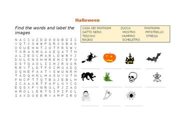 Halloween in Italian