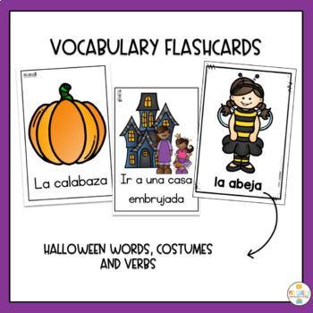 Halloween in Spanish Bundle