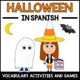 Halloween Activities and Games in Spanish - Actividades del Día de las Brujas