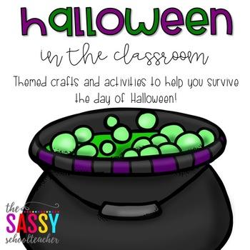Halloween in the Classroom