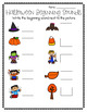 Math, Reading and Writing Activities: Halloween
