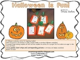 Halloween is Fun Pumpkin Book