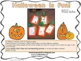 Halloween is Fun Pumpkin Book