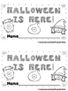 Halloween is Here  (A Sight Word Emergent Reader and Teacher Lap Book)