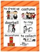 Halloween is Here - Poem, Lesson Plan, Poetry Innovations Activity, and Centers