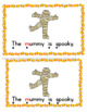 Halloween is Spooky!  Kindergarten Emergent Reader and Sight Word Writing