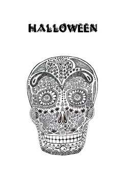 Halloween kids Print