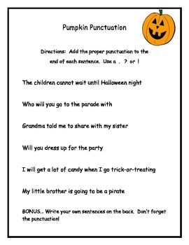 Halloween literacy and math activity pack