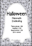 Halloween - matematik