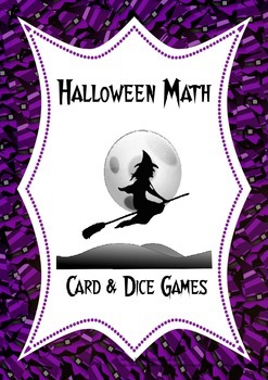 HALLOWEEN MATH GAMES AND ACTIVITIES: PURPLE POTION