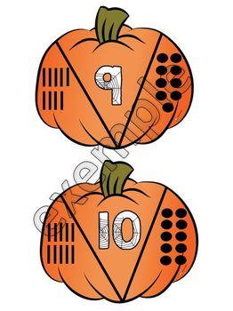 Halloween: mathématiques