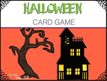 Open Ended Reinforcement Game Halloween Card Game