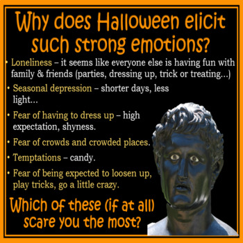 Halloween – or Samhainophobia?
