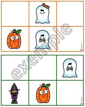Halloween: orientation spatiale