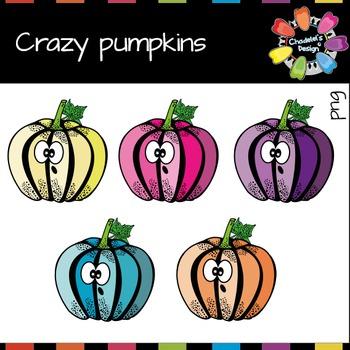 The Craziest Pumpkins Freebie