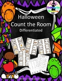 Halloween Count the Room - Differentiated