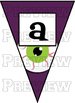 Mad Science!!Halloween themed Frankin Lab EDITABLE bulletin board pennant banner