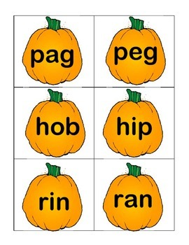 Halloween words real or nonsense