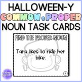 Halloween-y Common and Proper Nouns ELA Center
