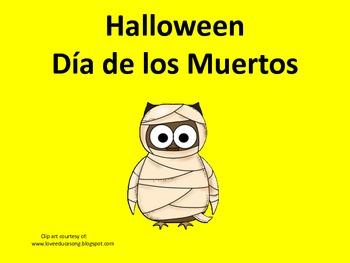 Halloween/Dia de los Muertos