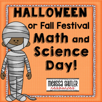 Halloween/Fall Festival- A full day of Fall Science, Math, and Reading
