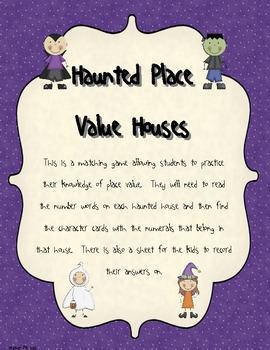 Halloween Math and Grammar Games