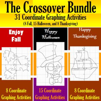 Halloween / Thanksgiving - Crossover-Bundle - 27 Coordinat