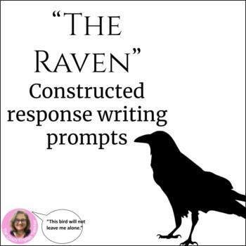 """""""The Raven"""" 11 Constructed Responses: Common Core"""