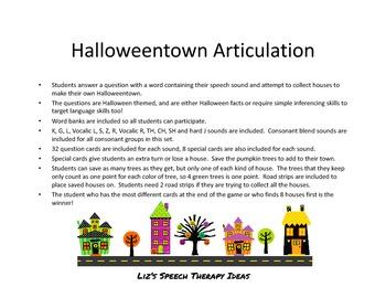 Halloweentown Articulation Complete Set