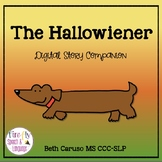The Hallowiener Story Companion - Boom Cards