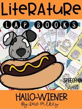 Hallowiener Literature Lap Book