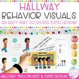 Hallway Behavior Visuals *Editable*