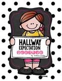 Hallway Expectations Poster Set