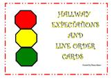 Hallway Expectations Cards