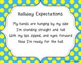Hallway Expectations Poem