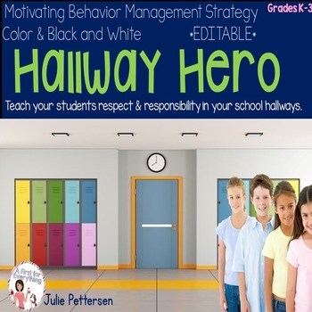 Behavior Management Hallway Behavior