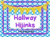 Hallway Hijinks - Speech Therapy