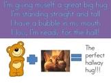 Hallway Hug and Bubble