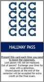 Hallway Pass (Horseshoe Theme)