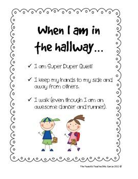 Hallway Reminder