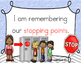 Hallway Expectations, Rules, Reminders  (Visuals)