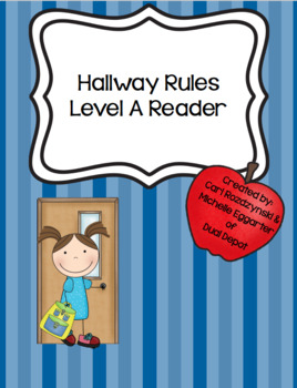 Hallway Rules - Reader in English Only