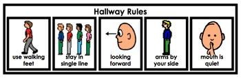 Hallway Rules Visual