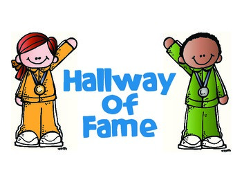 Hallway of Fame Classroom Management Tool