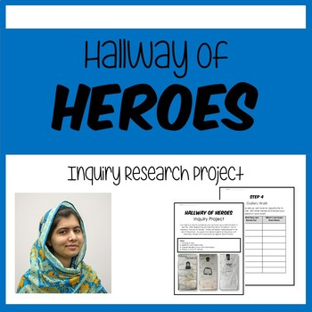 Hallway of Heroes - Human Rights Inquiry Research Project