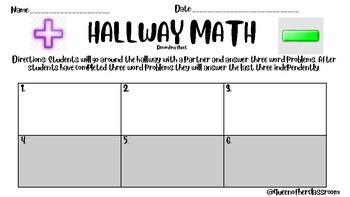 Hallway problem solving