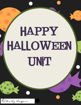 Halloween Day Unit