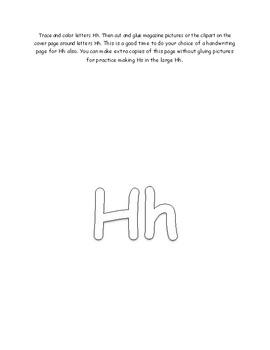 Halos of H