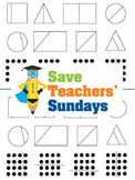 Halves of Shapes Lesson Plans, Worksheets and More